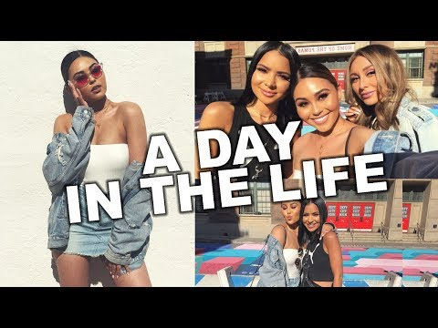 A DAY IN THE LIFE: Roxette Arisa & Yes Hipolito #2 | Meeting Selena Gomez?