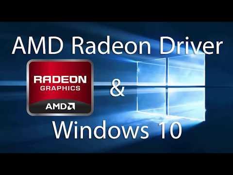 AMD Radeon Fix Problem For Windows 10 - Problem Solved