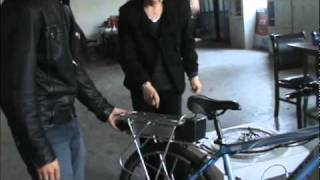 Electric Bicycles in China Documentary