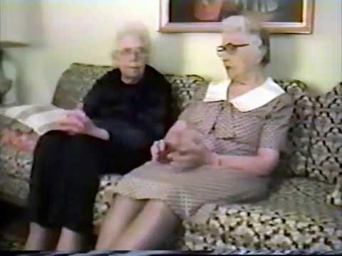 Storytellers - Pearl V Cullen & Hazel M Huber - New Cumberland, WV