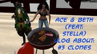 Ace and Beth (Feat: Stella) Vlog About: #3 Clones