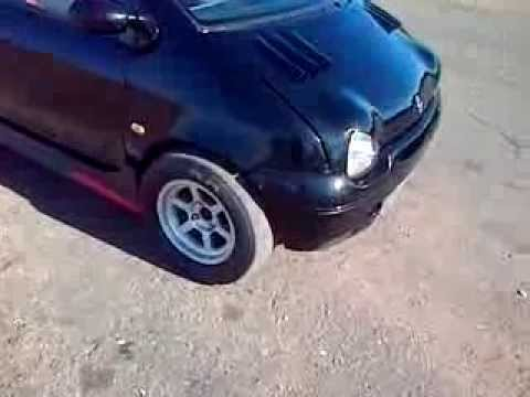 twingo sport 2 0 turbo team renalt zulia machucon youtube. Black Bedroom Furniture Sets. Home Design Ideas