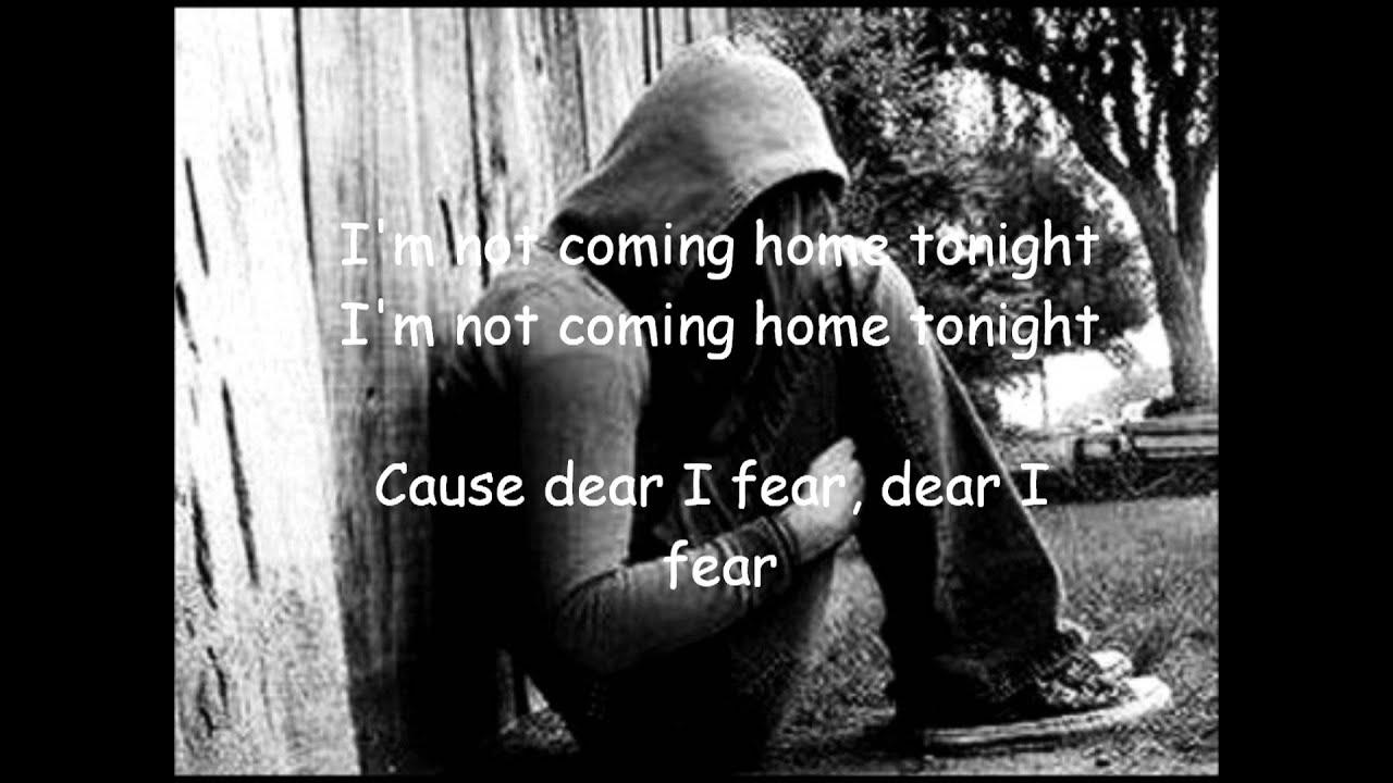 Bring Me The Horizon:The Sadness Will Never End Lyrics ...