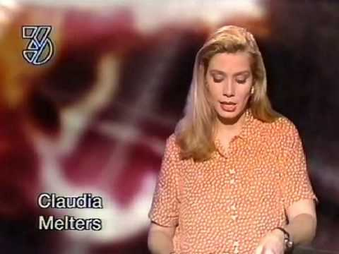 TV-Ansage Claudia Melters WDR 5.7.1992
