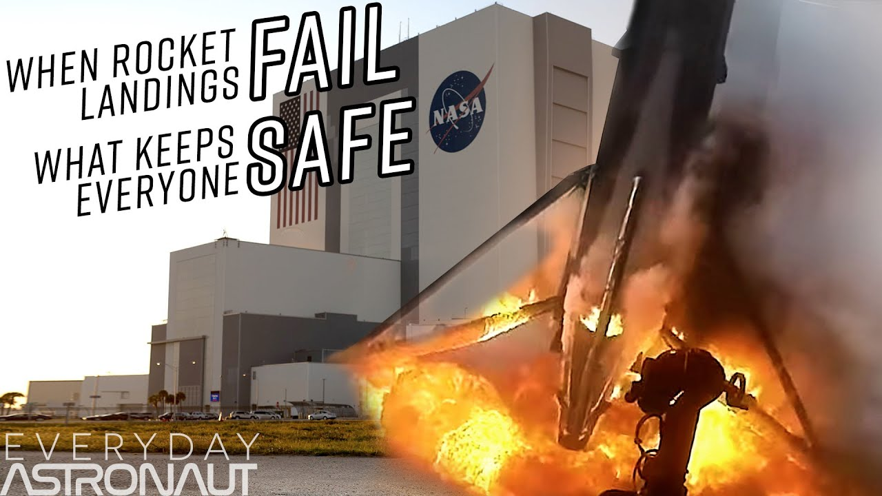 What keeps everyone safe when rockets fail? Why did the ...