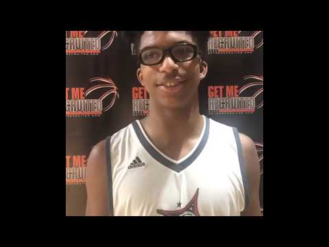 Cameron McClain (Louisville Magic/Trinity HS/Louisville, KY) 2023 6'2 G