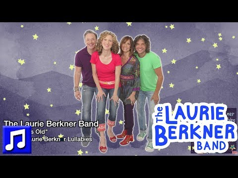 """Best Lullabies For Kids - """"Five Days Old"""" By The Laurie Berkner Band"""