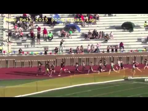 Laurie Barton High School Track 2015