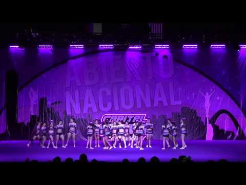 79  Spirit Power - Abierto Nacional All Stars Bogotá 2015