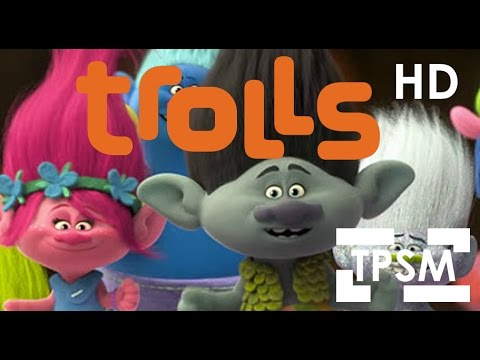 "Thumbnail: DreamWorks Animation's ''Trolls Music Video"" - CAN'T STOP THE FEELING! - Justin Timberlake"