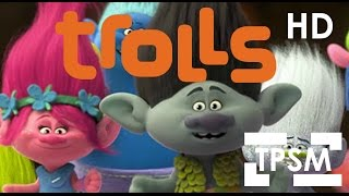 Download lagu DreamWorks Animation's ''Trolls Music Video