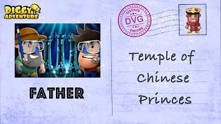 [~Father Atlantis~] #6 Temple of Chinese Princes - Diggy