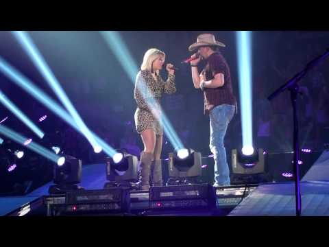 Jason Aldean & Lauren Alaina - Don't You Wanna Stay