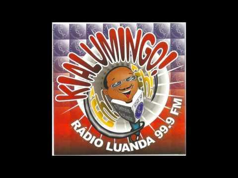 Kialumingo Éh, Éh Rádio Luanda 99,9 FM (1997) CD completo