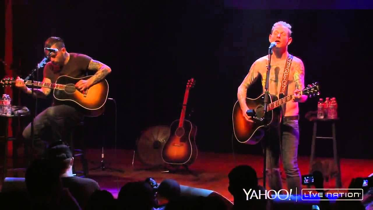 Corey Taylor Love Song The Cure Cover Live At House Of Blues