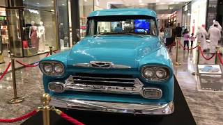 Classic Car Expo Exhibition at Doha Festival City