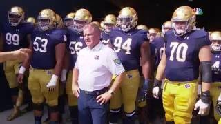 Notre Dame Football vs Duke Highlights