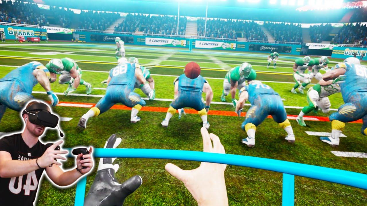 VR Football Games