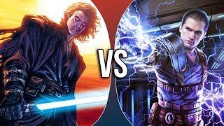 VS | Anakin Skywalker vs Galen Marek