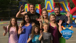 Walmart's Back to School Duel Bratayley vs HeyKayli Final Challenge!
