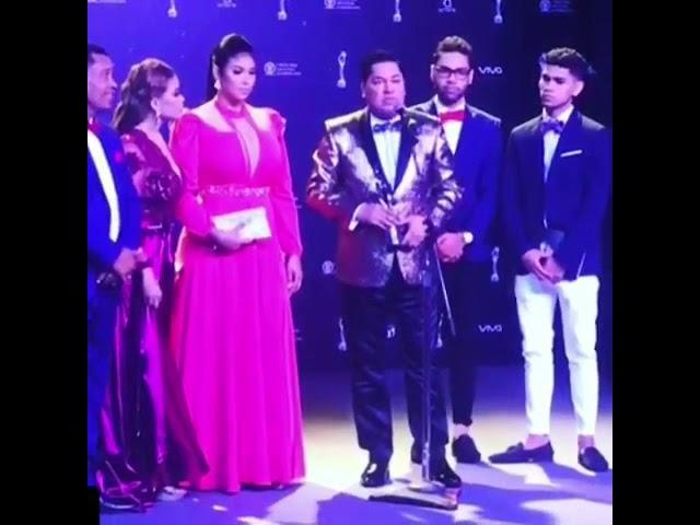 El Pacha se queja de Premios Soberano.El Gran Impacto de El Pacha en Premios Soberano 2019.