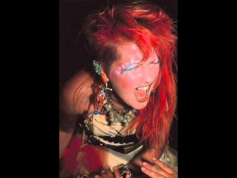 Cyndi Lauper live in Boston 1984 [INEDITO]