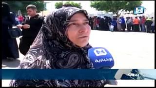 الحملة الوطنية تواصل مساعداتها الإنسانية للنازحين السوريين