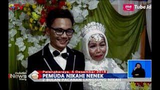 2 Bulan Pacaran, Pemuda di Palangkaraya Menikahi Nenek Bercucu 10 - BIS 06/12