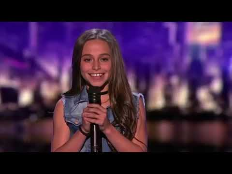 12 Year old raps Bodak Yellow By Cardi B on Americas Got Talent Shocks Judges And Parents Cry