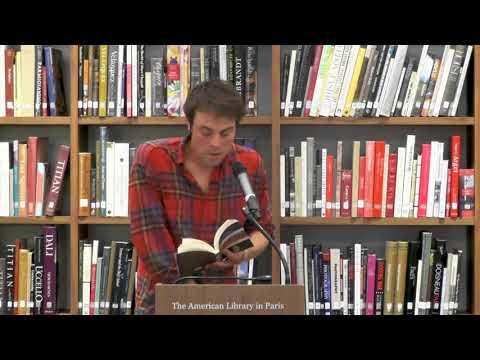 Callan Wink @ The American Library in Paris | 14 November 2017