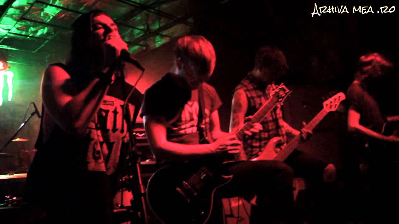 To Kill Achilles (Live at Urban Metal #8, Club B52, Bucharest, Romania, 7.11.2013)
