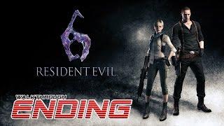 Resident Evil 6 (PS4) - Jake/Sherry - Walkthrough Gameplay ENDING 【60FPS】