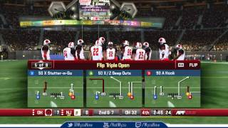 1 SECOND LEFT!! | All Pro Football 2K8 GAMEPLAY Scrimmage