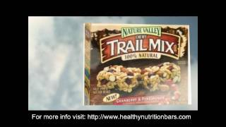 Nature Valley Chewy Granola Bars - Awesome & Tasty!!!