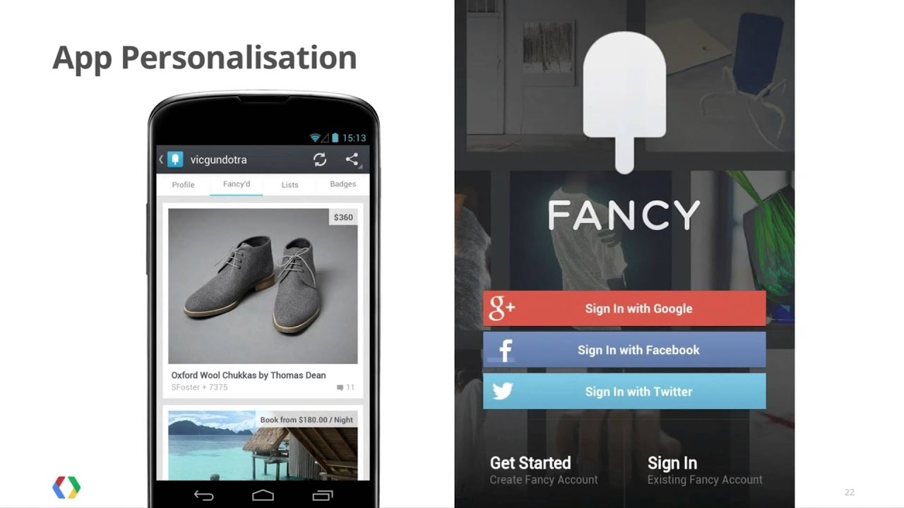 how to integrate google plus login in android application