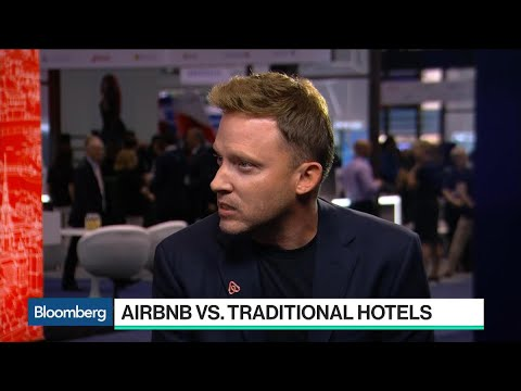 Airbnb's Holyoke Not Worried About Hotel Industry