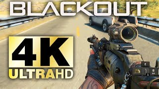 15 Minutes of 4K Blackout PC Gameplay (Black Ops 4 Blackout PC Gameplay)