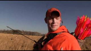 Pheasant Hunting with a Recurve-Tyler Roeder-1st Attempt