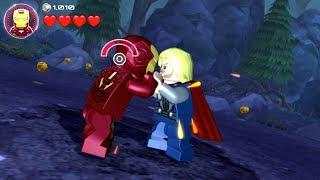 Lego Marvel's Avengers (PS Vita/3DS/Mobile) Shakespeare in the Park