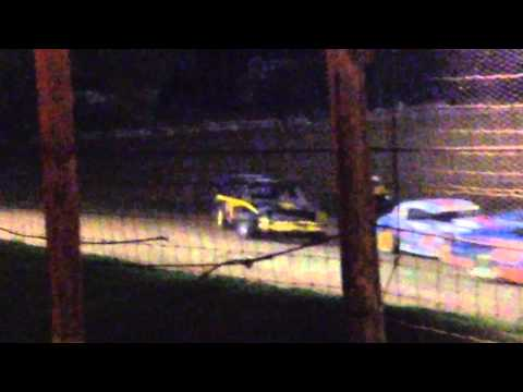 9/20/14 Feature Race At Charleston Speedway