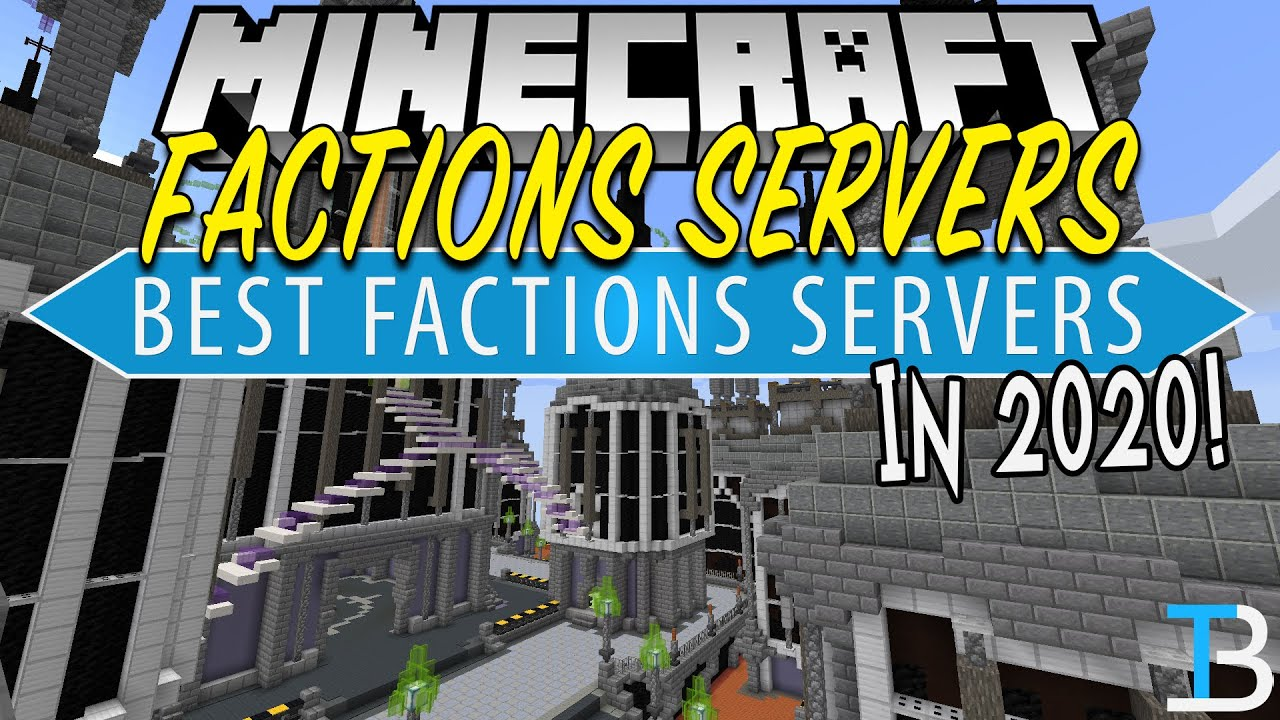 Top 5 Best Factions Servers in Minecraft (Where To Play Factions