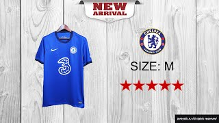 Perfect Chelsea Home Soccer Jersey 20/21 Unboxing + Review | jerseysfc.ru