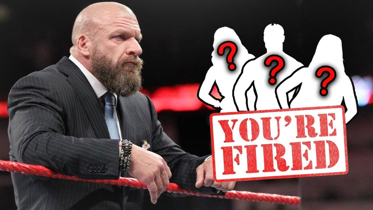 BREAKING: WWE FIRES 5 Major WWE Superstars & They're Getting Ready To FIRE Some More Stars