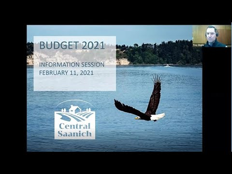 Draft 2021 Budget Info Session