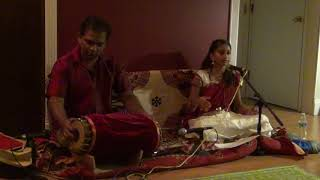 Shankari Ravithas Singing