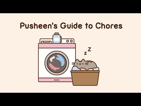 pusheen's-guide-to-household-chores