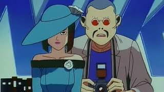 That Mamoru Oshii anime that nobody gives a shit about.