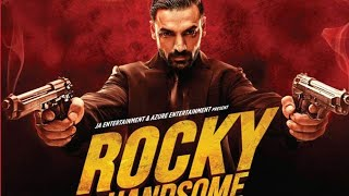 rocky Handsome full movie|John Abraham Latest Action Movies|DFM TV