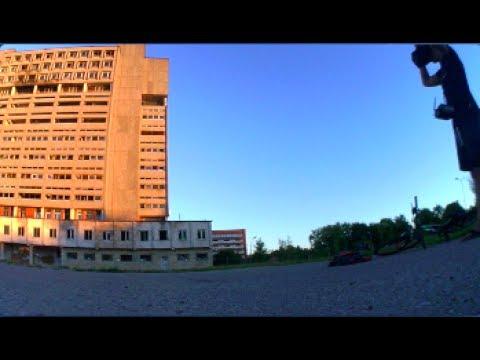 Riga's radio factory.