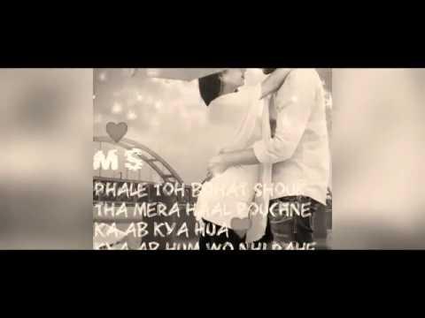 Whatsapp Status Video Sad Ringtone Ye Dil Kyu Toda